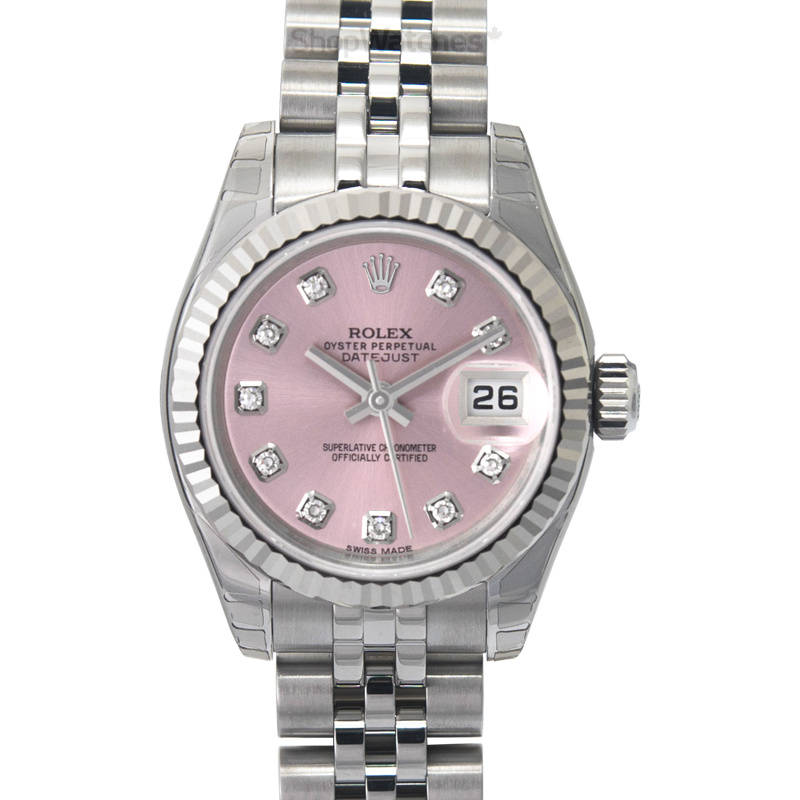 Rolex Lady Datejust 179174/16