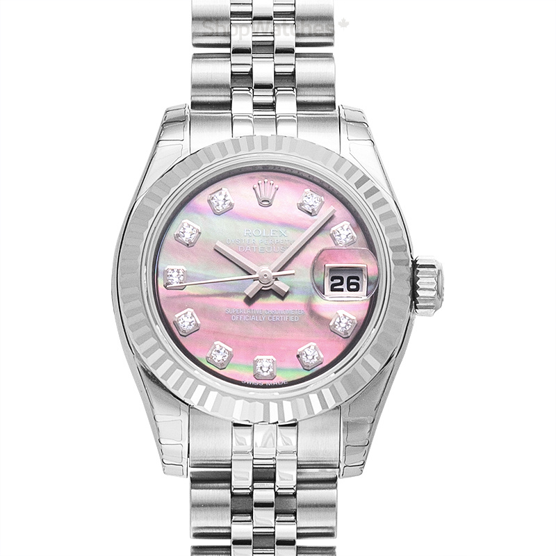 Rolex Lady Datejust 179174/22G