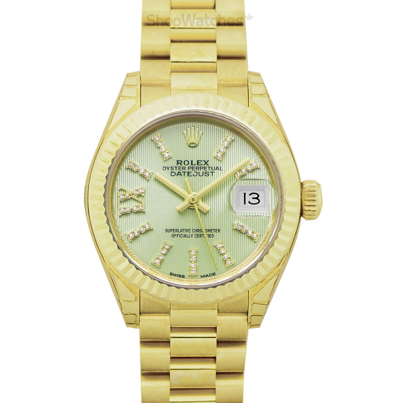 Rolex Lady Datejust 279178-0008