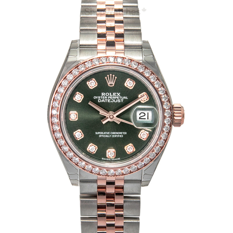Rolex Lady Datejust 279381RBR-0007G