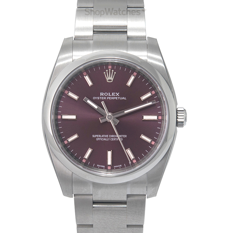 Rolex Oyster Perpetual 114200-0020