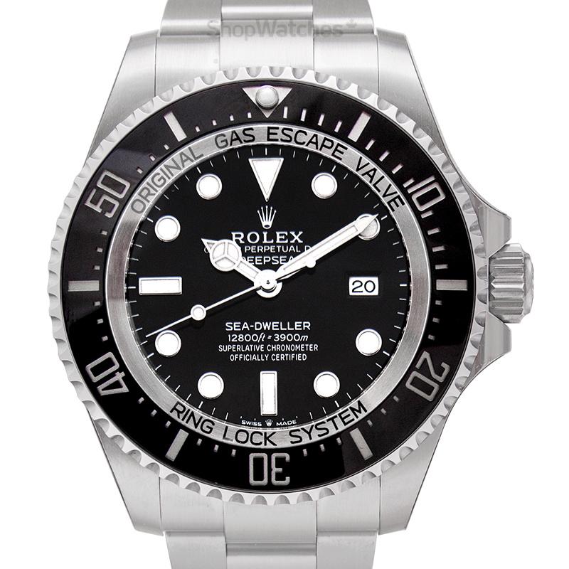 Rolex Sea Dweller 126660-0001