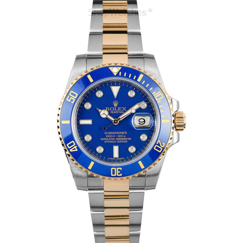 Rolex Submariner 116613 LB DIA