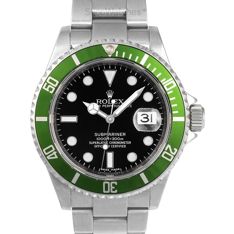 Rolex Submariner 16610 50anniv