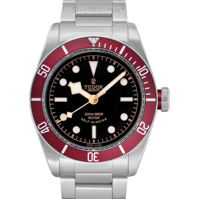 Tudor Heritage Black Bay 79220R-STEEL